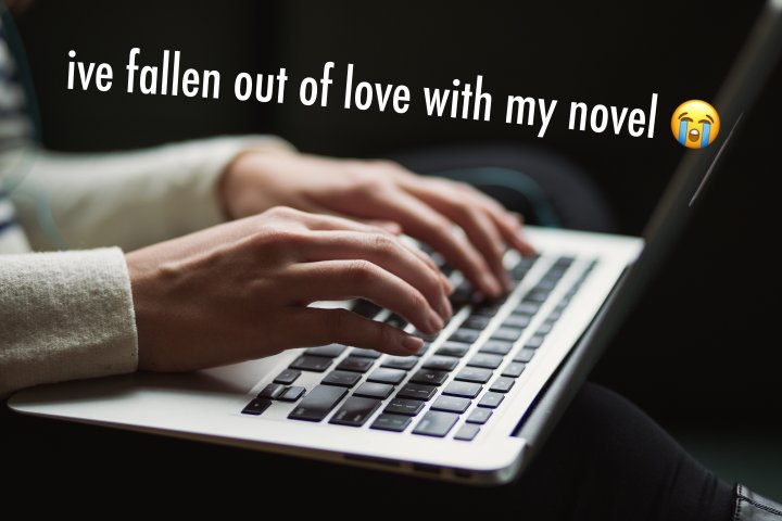 i've fallen out of love with mybook